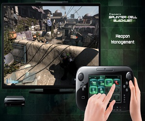 No More Sneaking Around, Splinter Cell is Coming to the Wii U