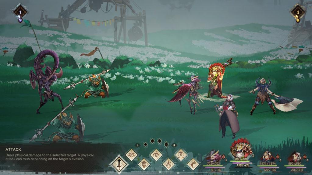 A screenshot of Astria Ascending