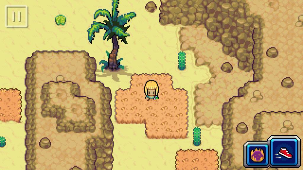 A screenshot of Coromon