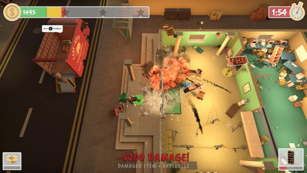 A screenshot of Get Packed: Fully Loaded