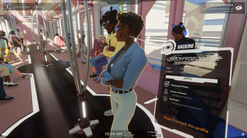 A screenshot of Operation: Tango