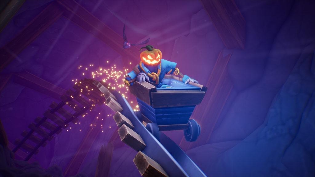 A screenshot of Pumpkin Jack