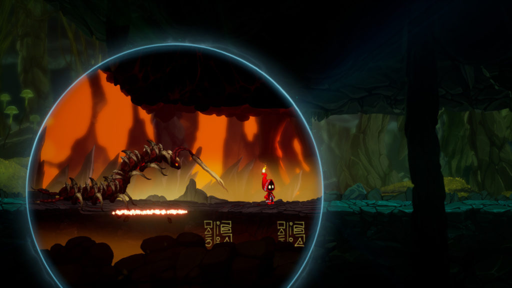 A screenshot of the PC version of Unbound: Worlds Apart