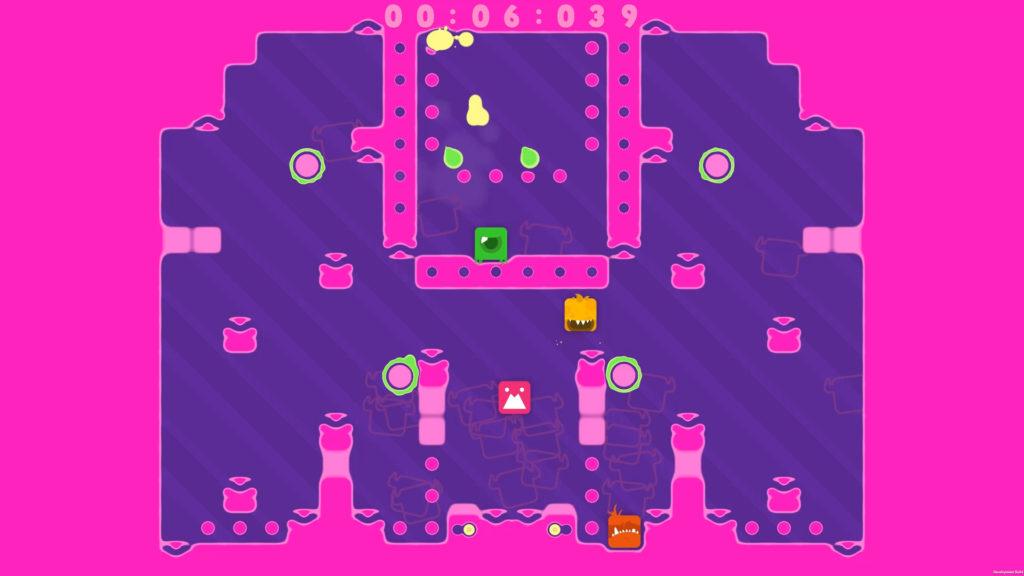 A screenshot of Spitlings