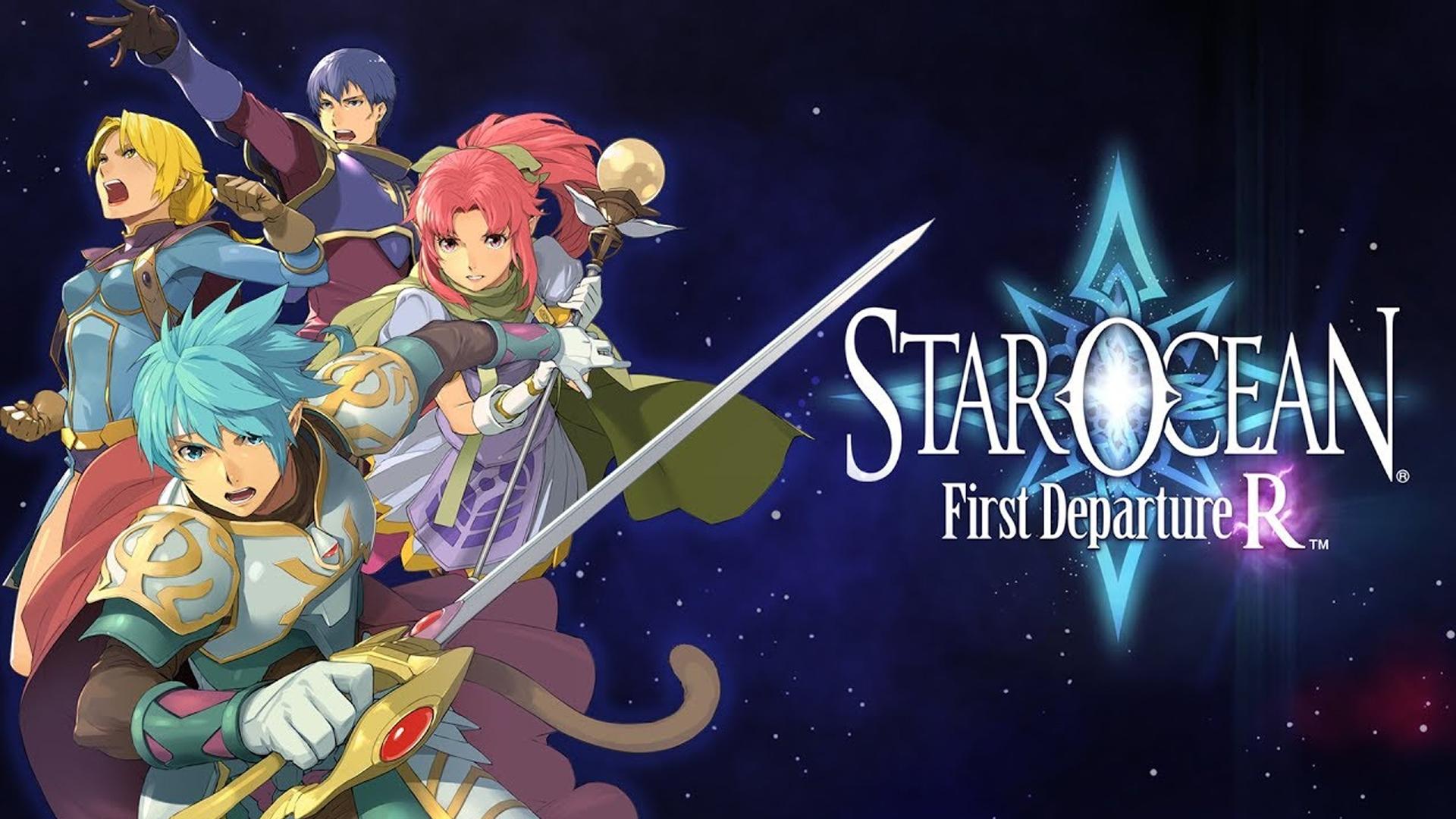 Star Ocean First Departure R Switch Review Switch Re Port Godisageek Com