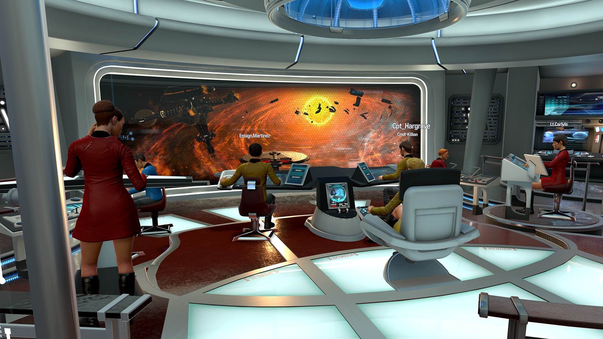 star trek bridge crew psvr review
