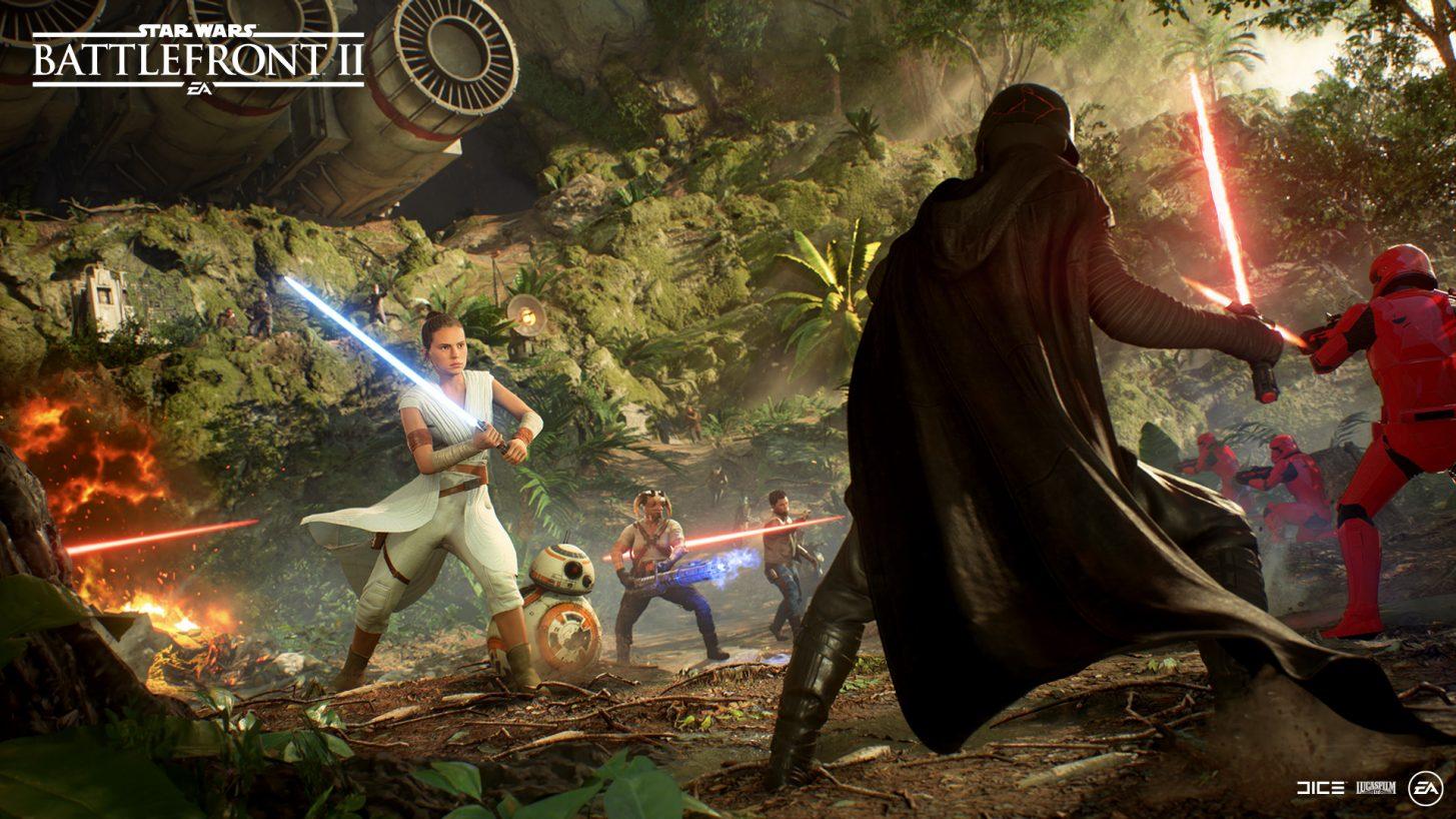 Star Wars Battlefront Ii Celebration Edition Review Godisageek Com