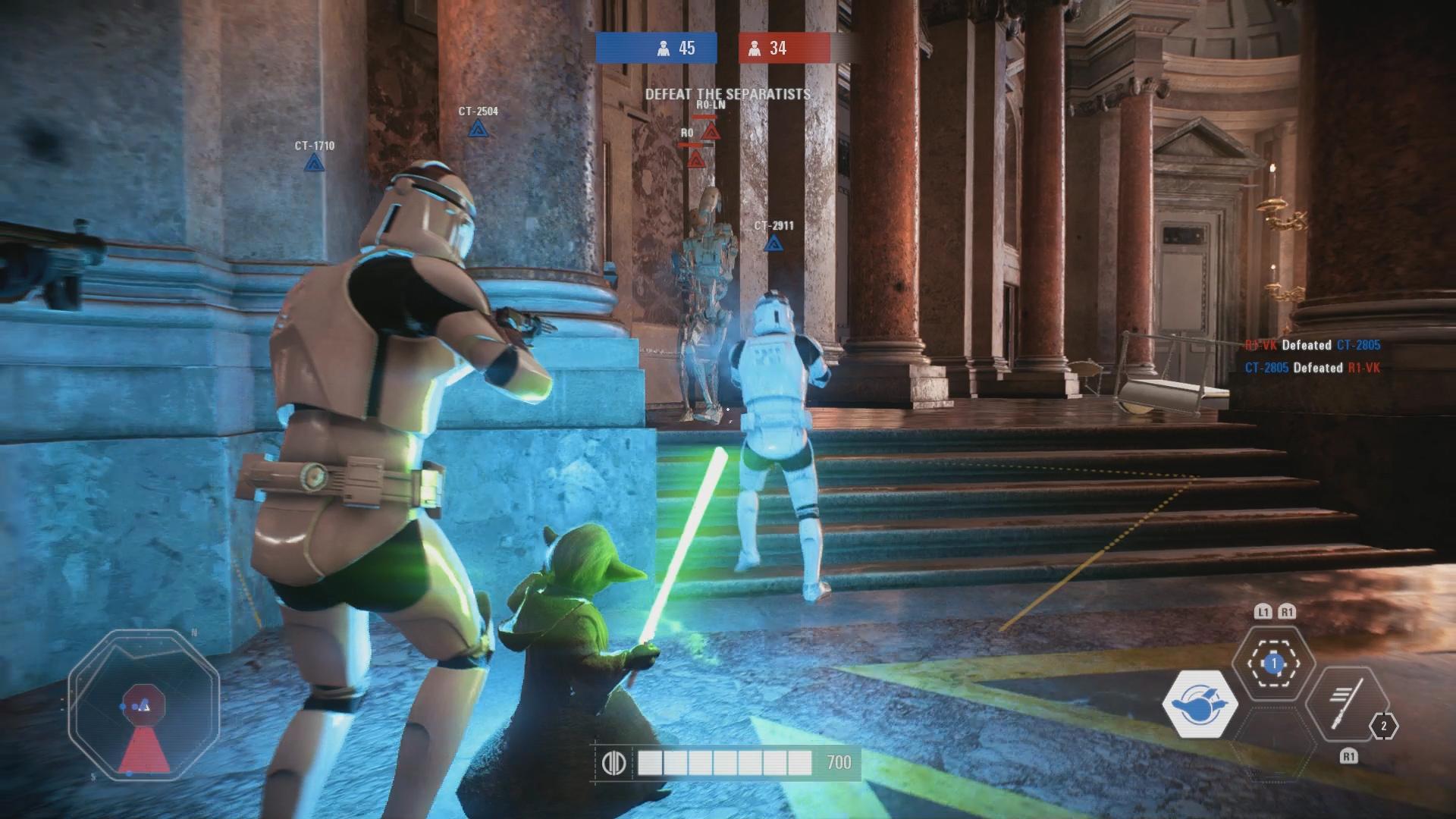 playstation 4 star wars battlefront trailer
