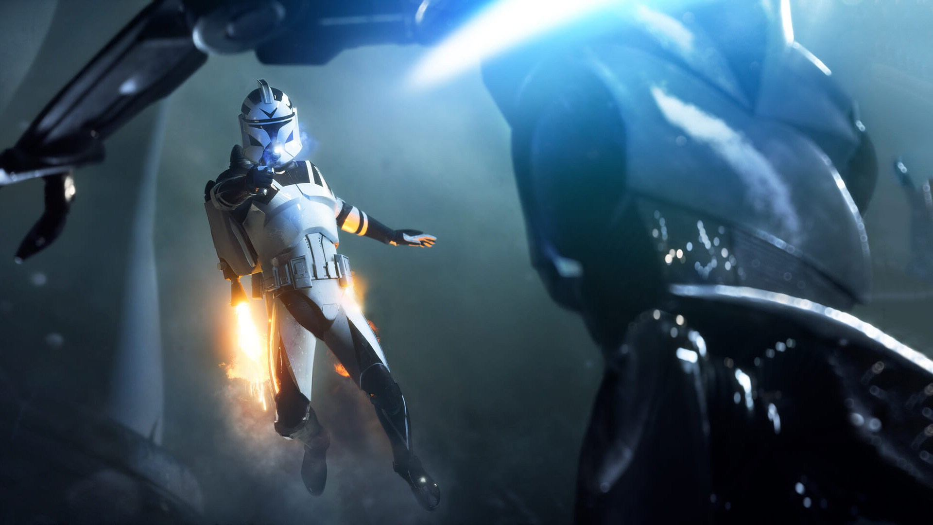 An interview with the Star Wars Battlefront II Designers ...