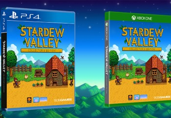 Stardew Valley is getting a retail release in April