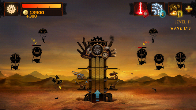 Steampunk Tower Review