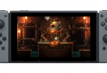 steamworld dig 2 switch