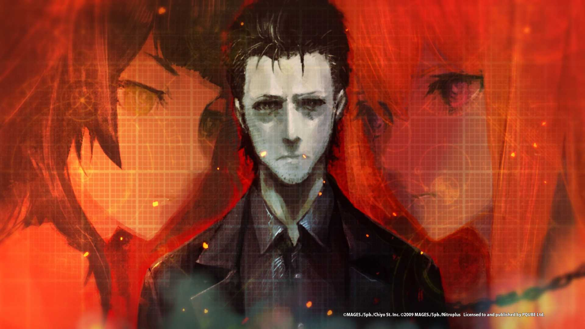 steins gate 0 screenshot