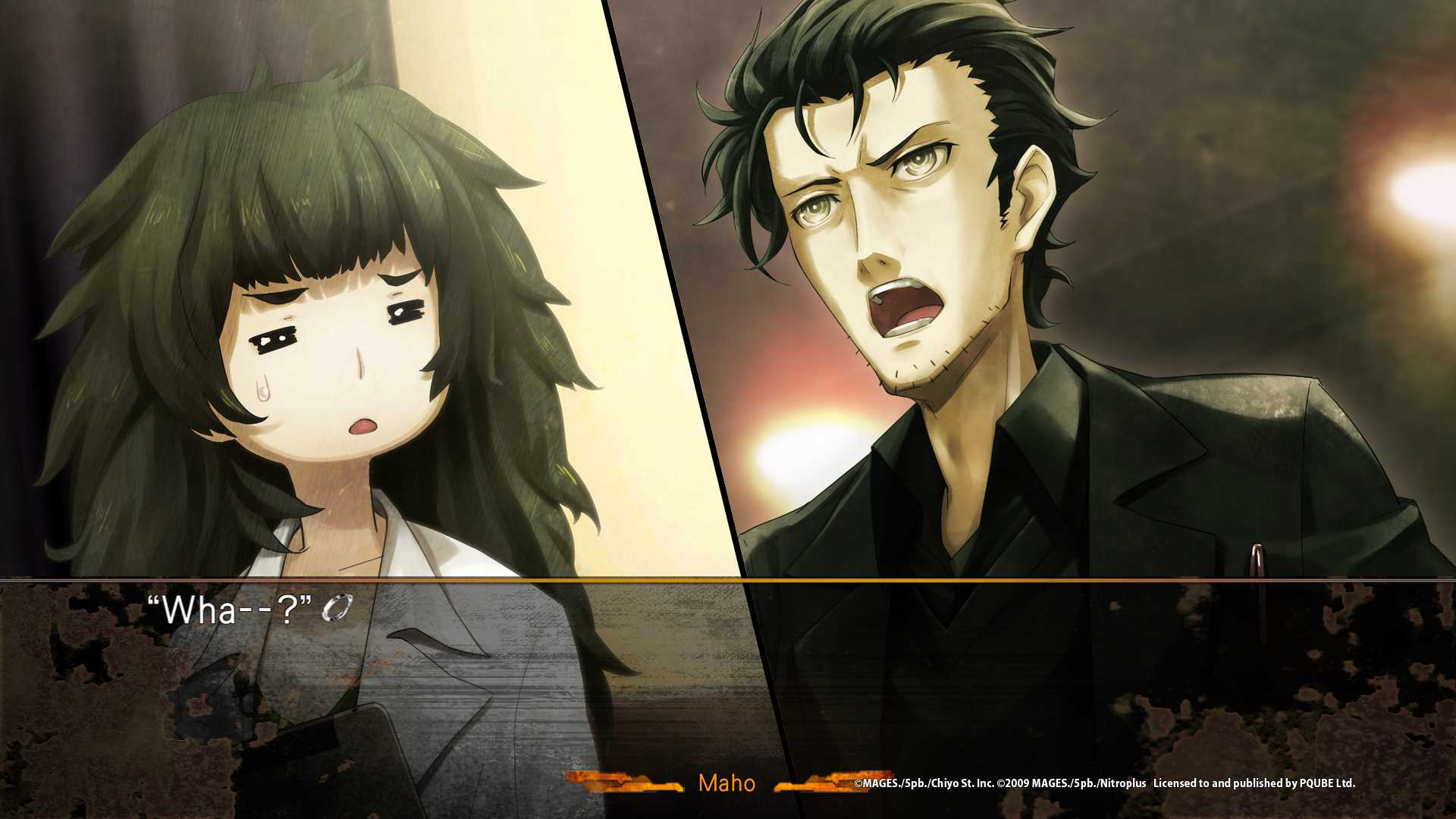steins gate 0 screenshots ps4