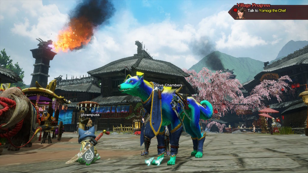 Monster Hunter Rise: A newcomer's perspective?
