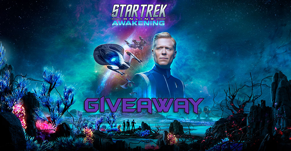 Star trek online ps4 giveaways