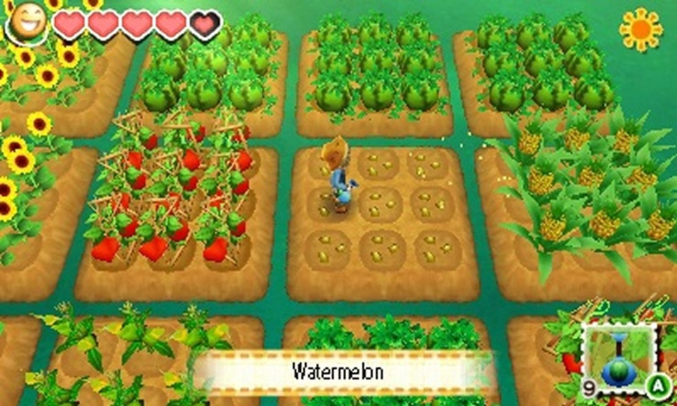story of seasons 3ds review
