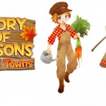 Story of Seasons: Trio of Towns is now available in North America