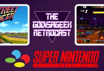 The Retrocast #20 - Street Racer (SNES)