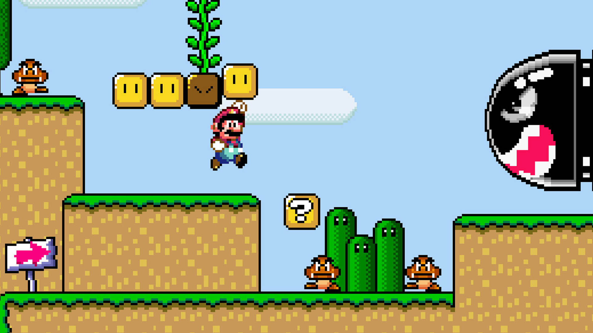 The top 5 Mario platform games, ranked from worst to best