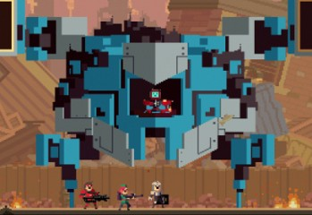 Super Time Force Looks Insane, Going By It's Trailer