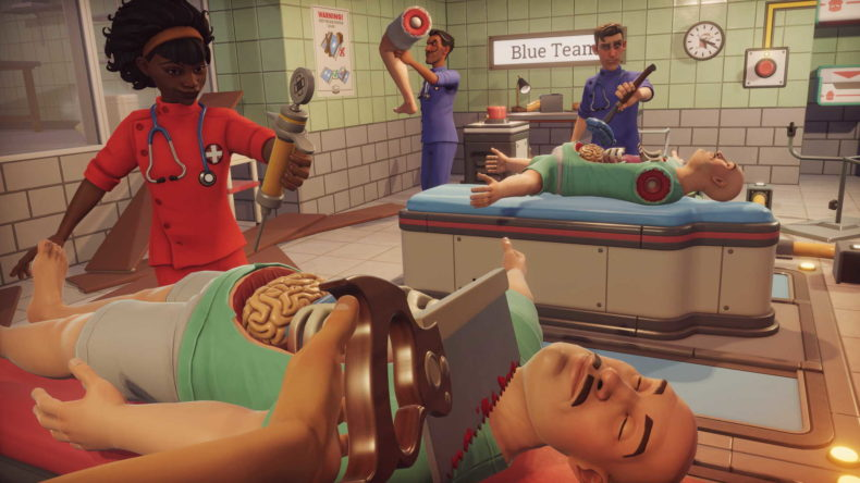 Surgeon Simulator 2: Access All Areas review