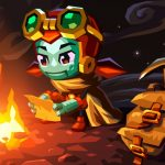 Watch 15 minutes of SteamWorld Dig 2
