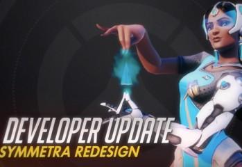 symmetra update overwatch