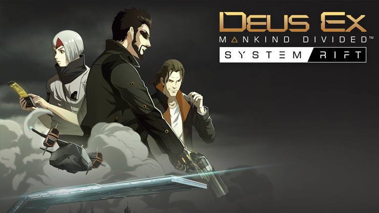 'Deus Ex: Mankind Divided's 'System Rift' DLC is Now Available