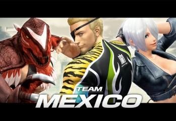 team mexico kofxiv