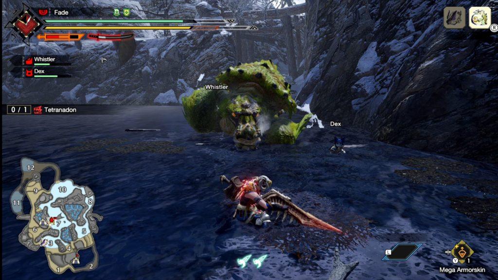 Monster Hunter Rise   How to beat Tetranadon
