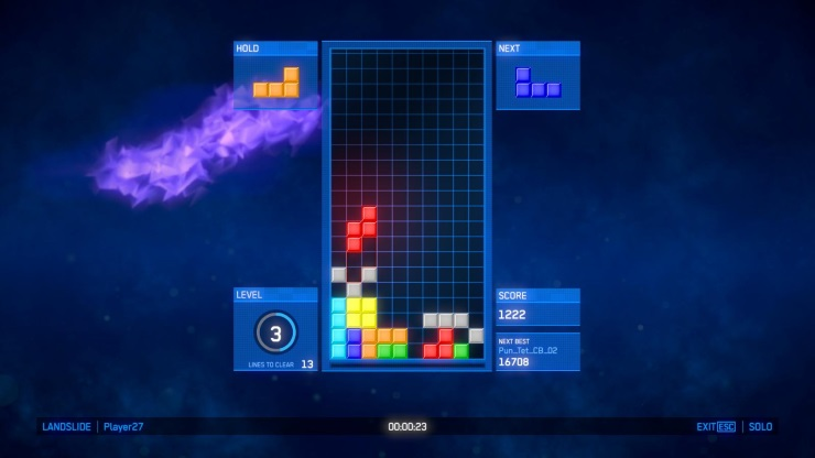Tetris Ultimate comes to Steam PCs