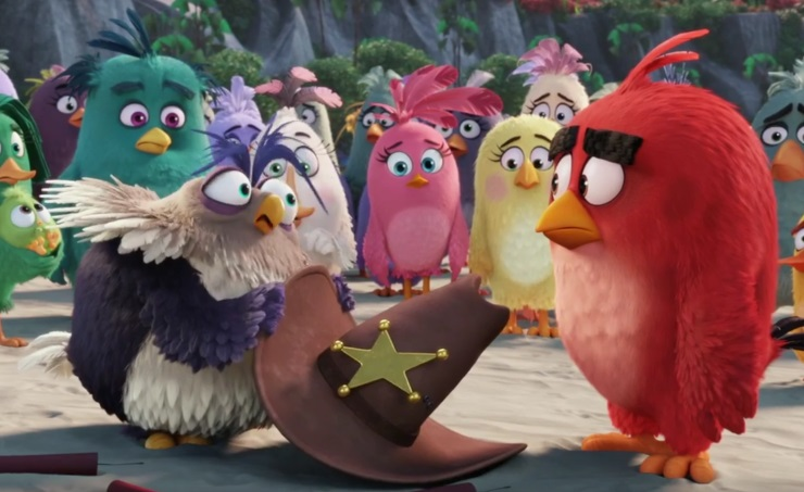 First Angry Birds movie trailers surfaces