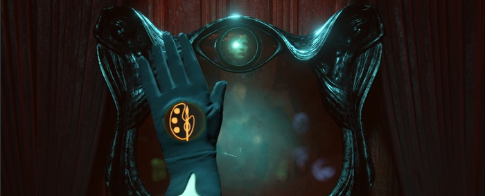 the black glove header