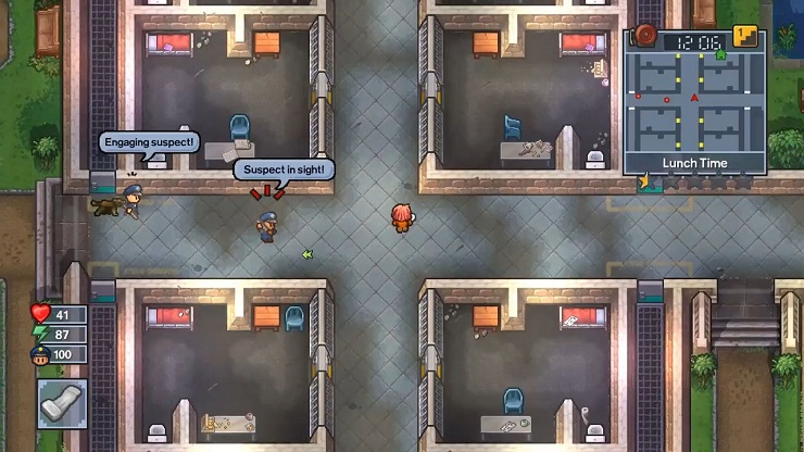 The Escapists 2 seems to be more of the same and that's OK
