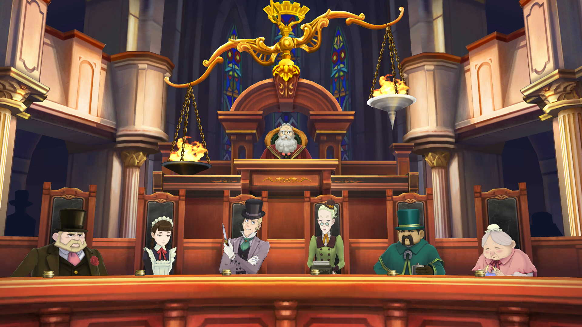 """A jury of your """"peers"""""""