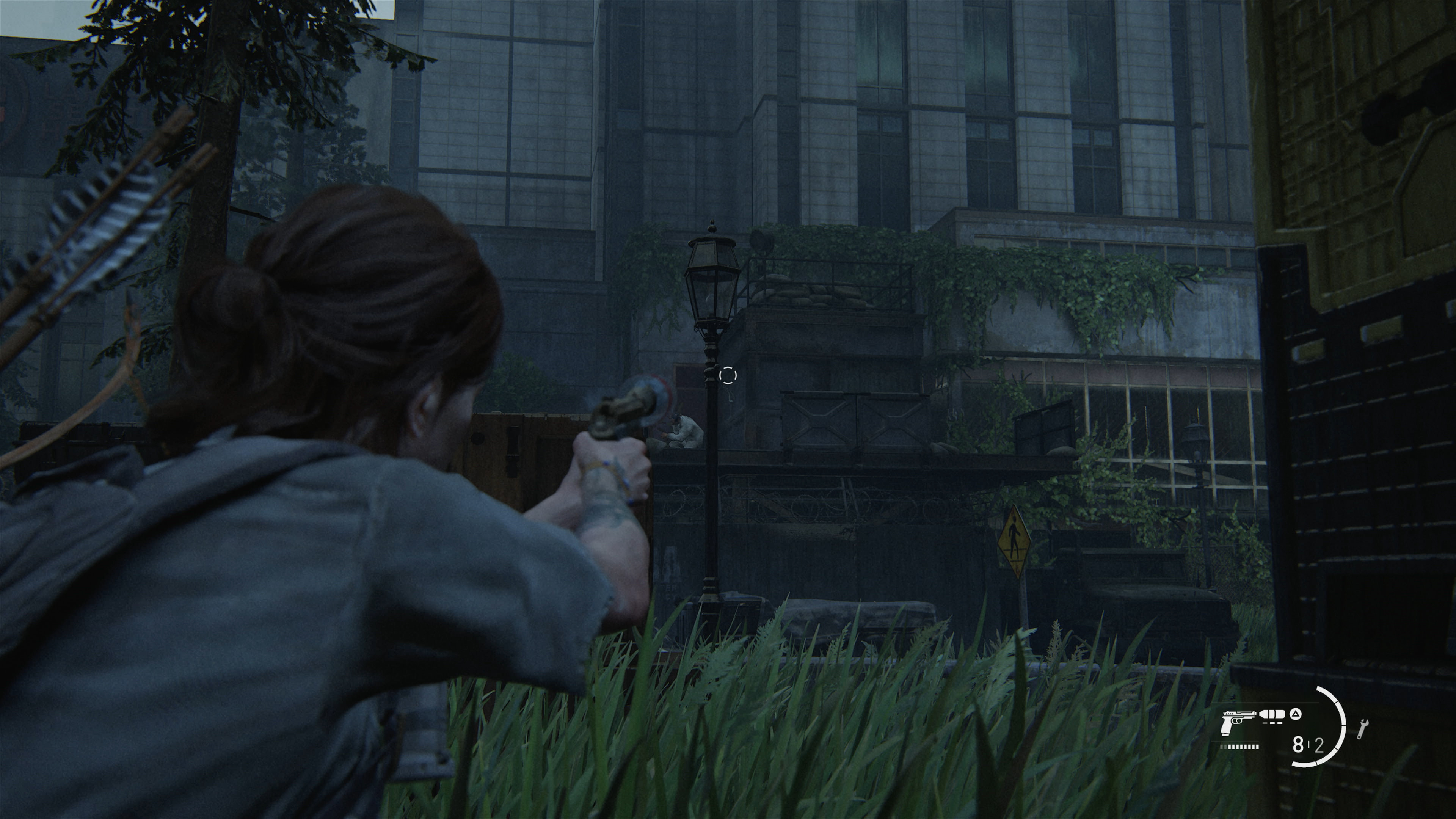 A screenshot from The Last of Us Part II (Preview)