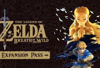 the legend of zelda breath of the wild expansion pass dlc