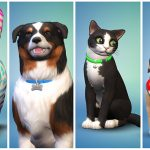 EA just announced the Cats & Dogs expansion for The Sims 4