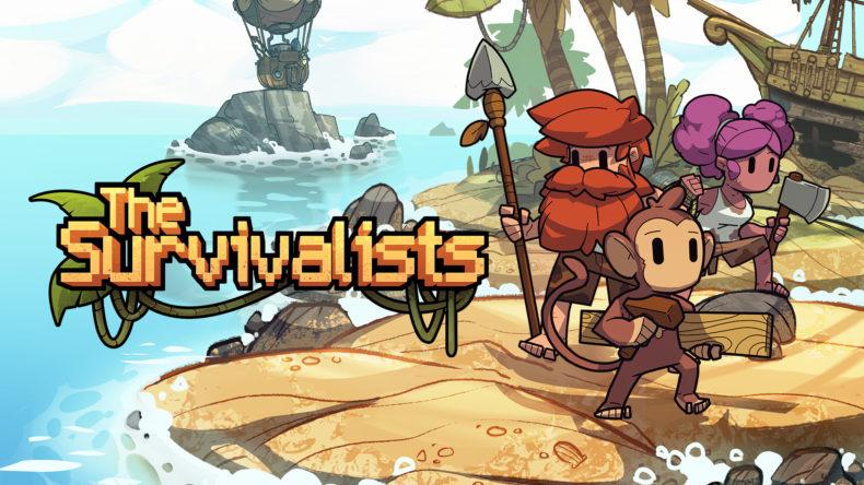 The survivalists apple arcade
