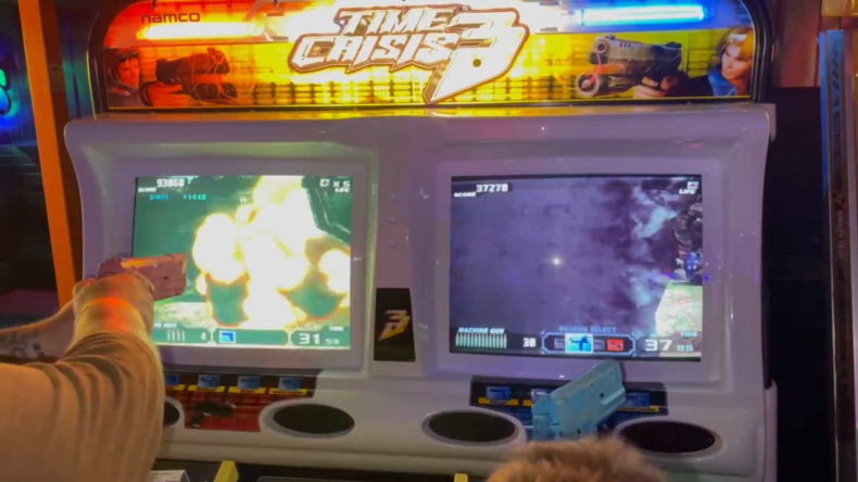We visited a brand new arcade in 2021, what was it like?