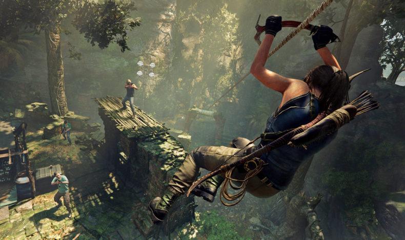 Tomb Raider anime news
