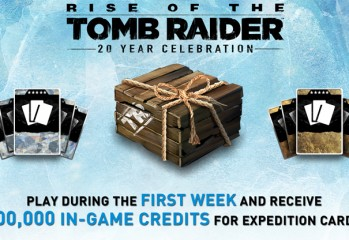 tomb raider money
