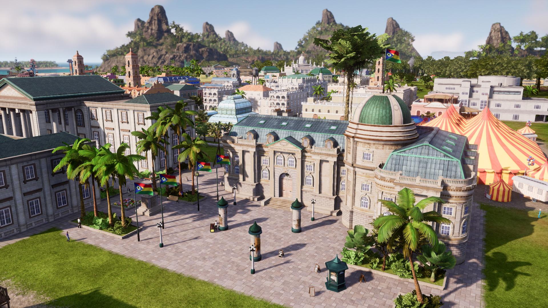 Tropico 6 DLC review
