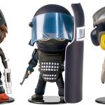 Ubisoft just announced five Chibi figures from the Rainbow 6 franchise