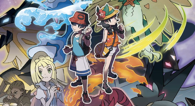 Pokemon Ultra Sun and Moon Guide: All 100 Totem Sticker Locations  (with Screenshots)