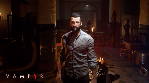 Vampyr is invited in to Nintendo Switch in time for Halloween