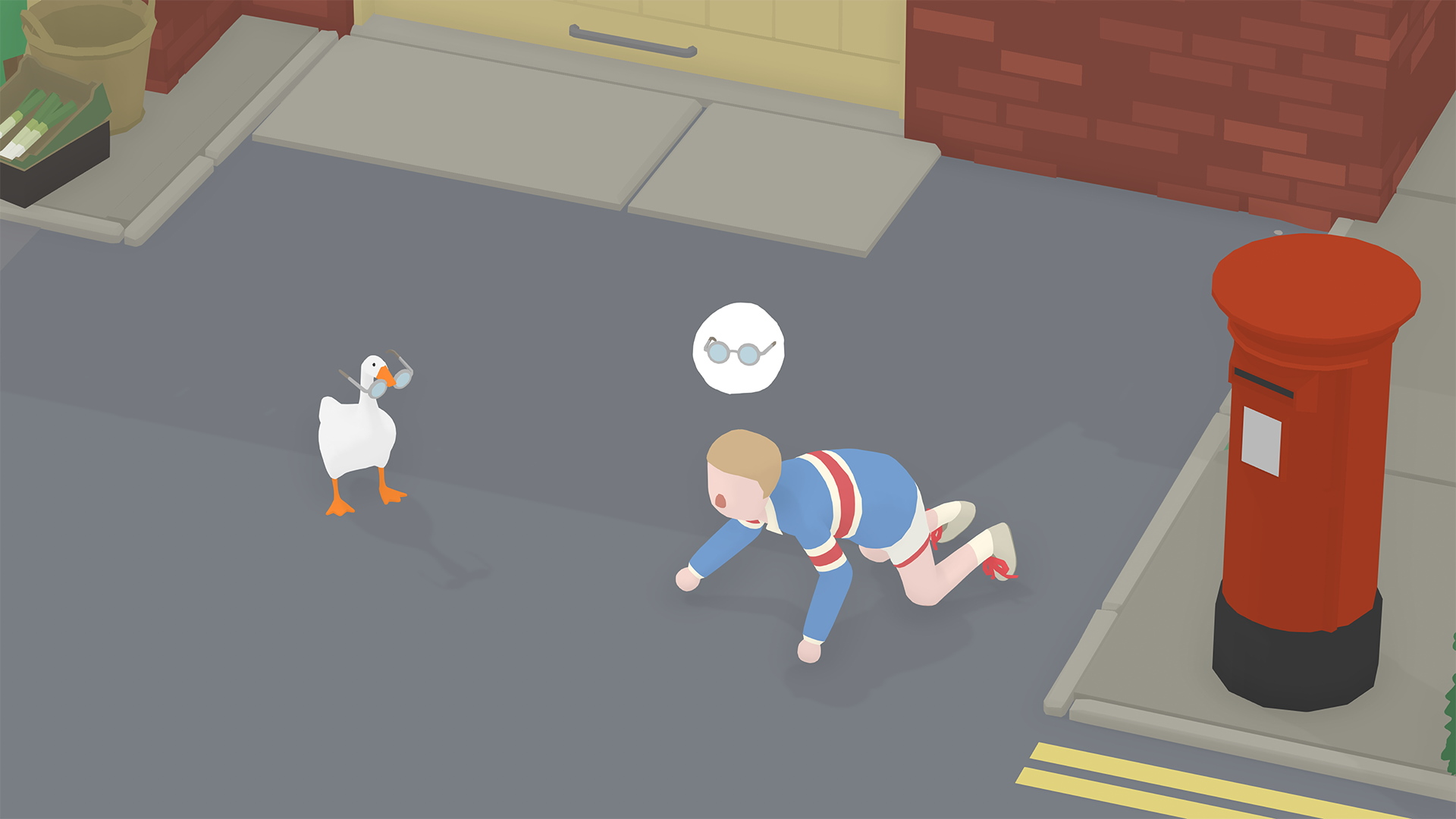 Untitled Goose Game: channeling the troll in you