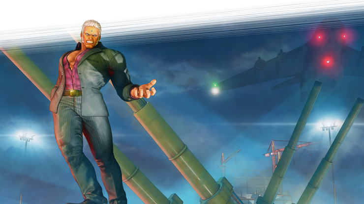 Street Fighter V September update is available now