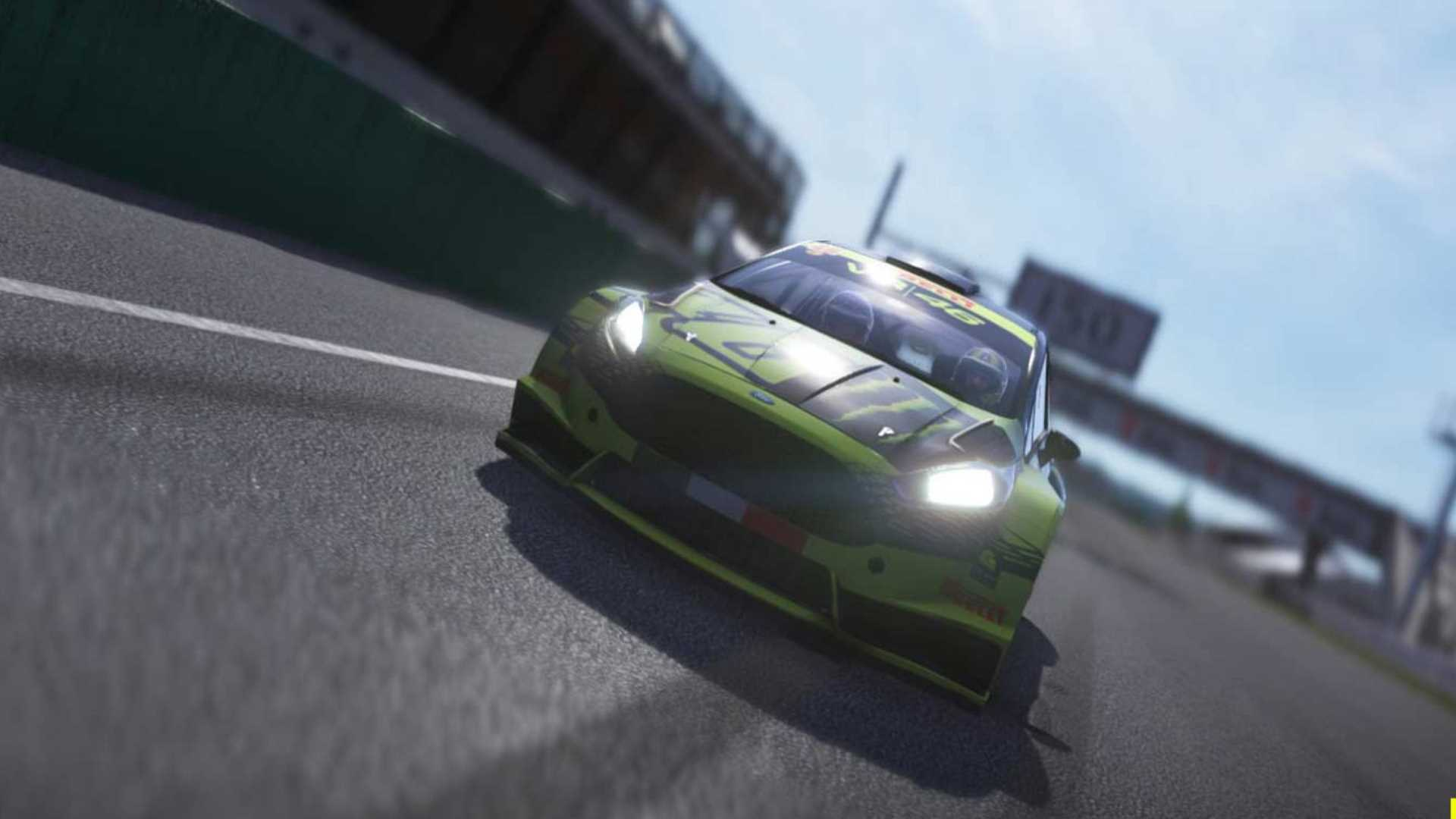 valentino rossi screenshot